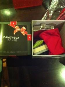 DandyBox du mois de Décembre 2012 dans Box dandybox-224x300