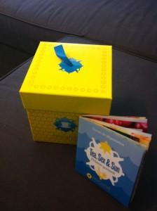Box Envouthé - Juillet 2013 - Tea, Sex & Fun dans Box box-224x300